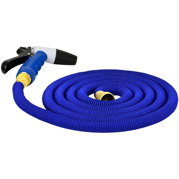 HoseCoil Expandable 25 Hose w/Nozzle  Bag [HCE25K]