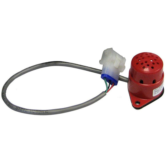 Xintex MS-2 Head Gasoline  Propane Sensor Red Plastic w/Quick Disconnect [MS-2 HEAD]