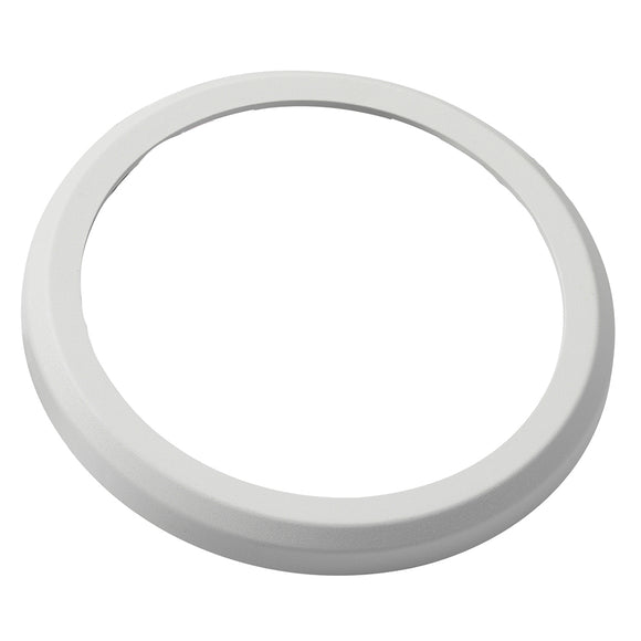 Veratron 110mm ViewLine Bezel - Flat - White [A2C5321074601]
