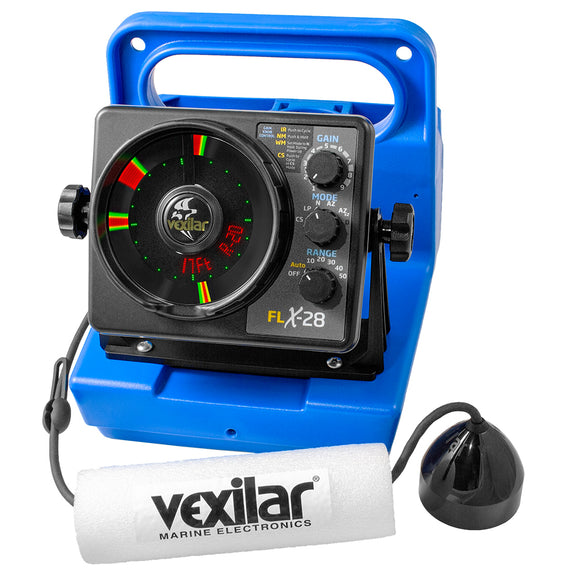 Vexilar FLX-28 Genz Pack w/Pro-View Ice-Ducer [GPX28PV]