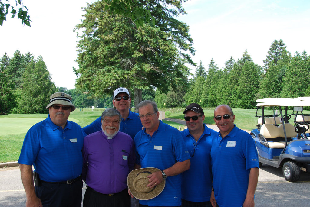 Armenian Prelacy of Canada - Annual Charity Golf Tournament