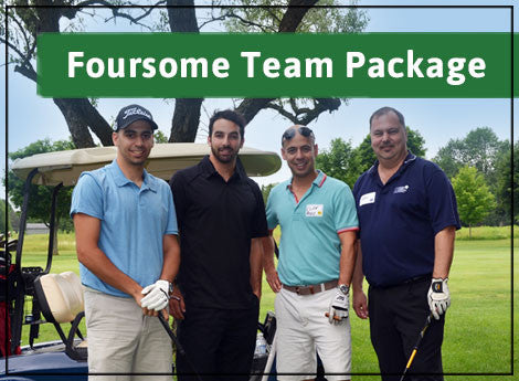 Foursome Team Package