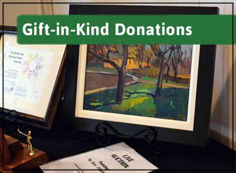 Gift In-Kind / Silent Auction / Prize Donations