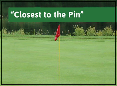 """Closest to the Pin"" Sponsor"