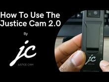 Load and play video in Gallery viewer, Justice Cam Mini Body Camera 2.0