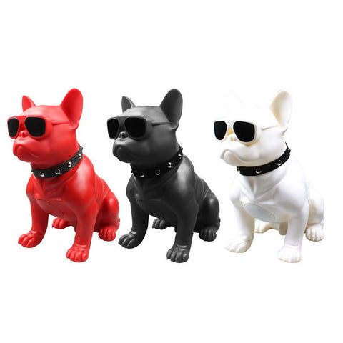 Aerobull Wireless Bluetooth French Bulldog Speaker