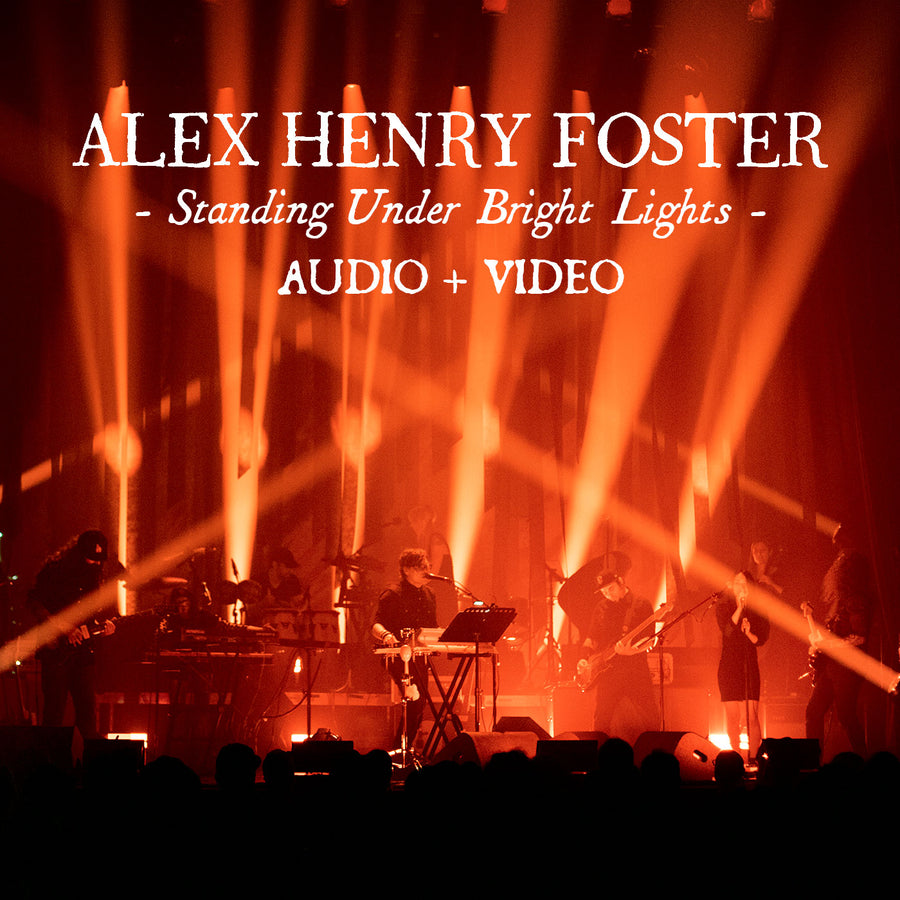 """Standing Under Bright Lights"" [Audio & Video - Digital Download]"
