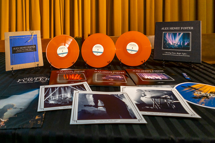 """Standing Under Bright Lights"" [Collector Boxset] Deluxe Bundle"