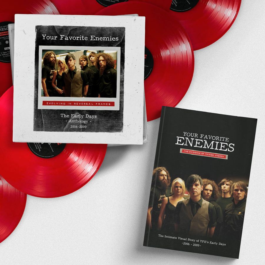 """The Early Days"" Deluxe Collector Bookset"