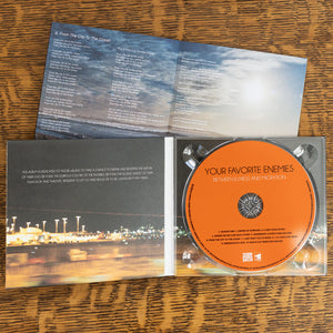 """Between Illness And Migration"" - European Version [CD]"