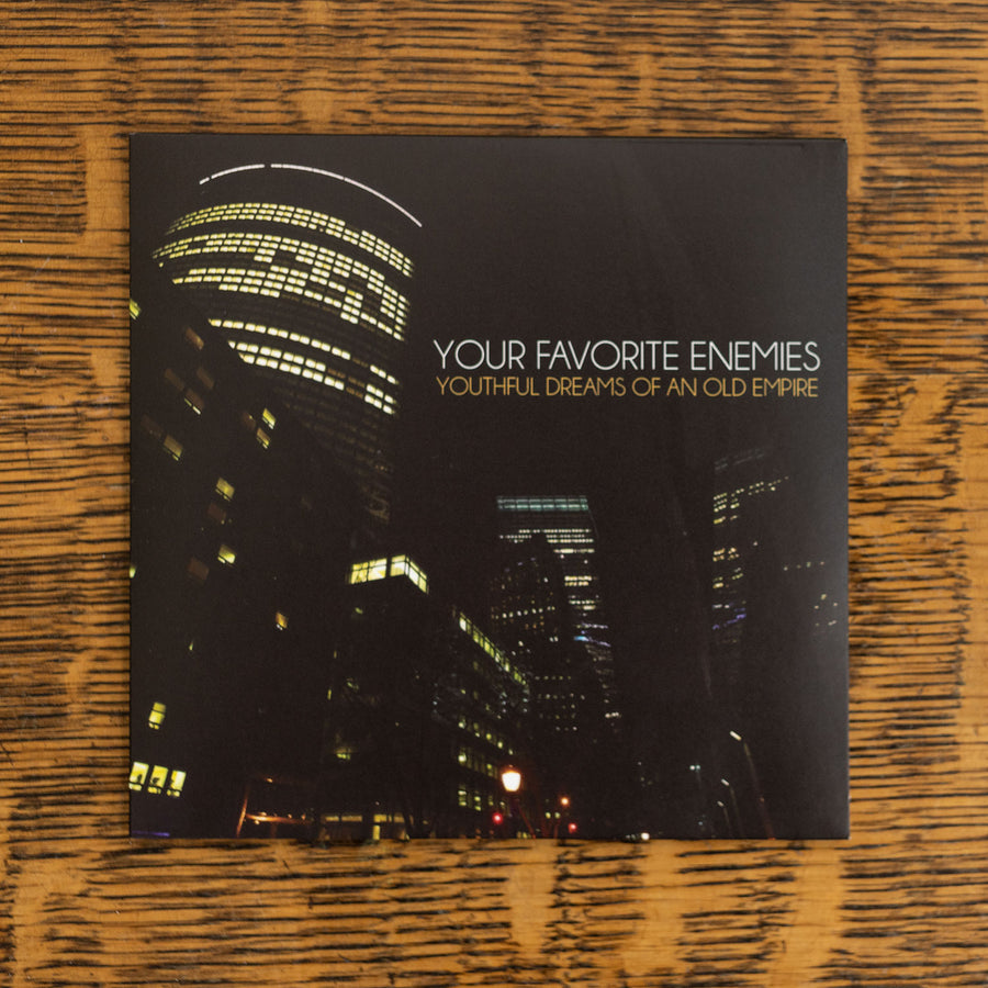 """Youthful Dreams Of An Old Empire"" - EP [CD]"