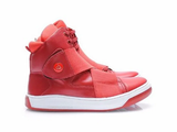 Sneaker Slim - Comfort Leather Red