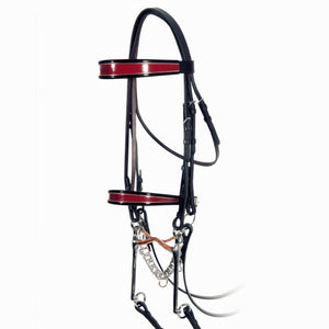 Joseph Sterling English Show Bridle