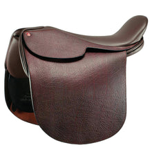 Load image into Gallery viewer, Louisville Deep Seat Equitation Cut Back Show Saddle