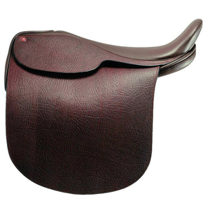 Louisville Deep Seat Equitation Cut Back Show Saddle