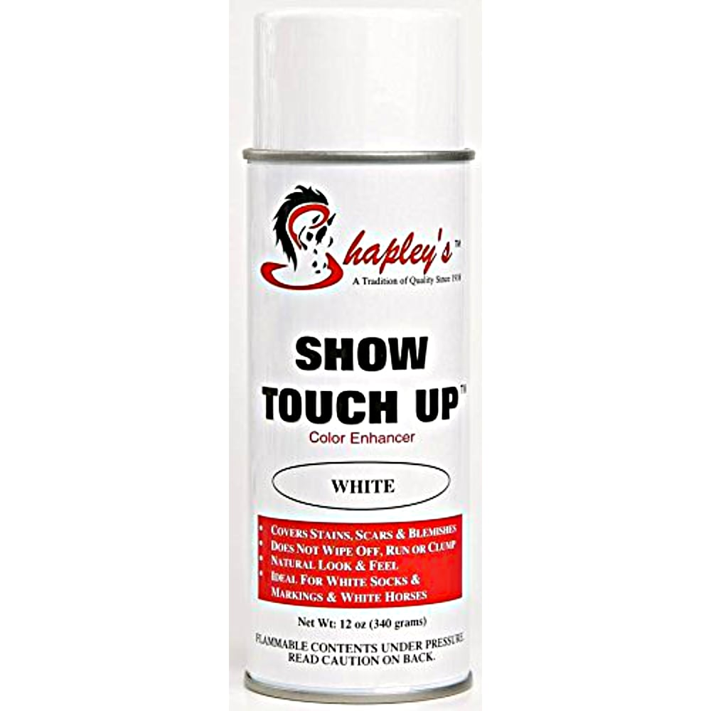 Show Touch Up White 10 oz.Aerosol Can