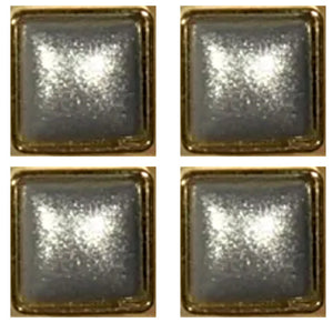 Magnetic Crystal & Silver Number Holders