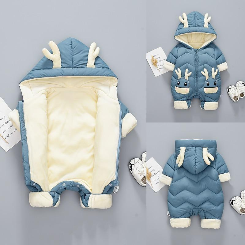 Breathable and Cosy Baby Jumpsuit - Natural Baby