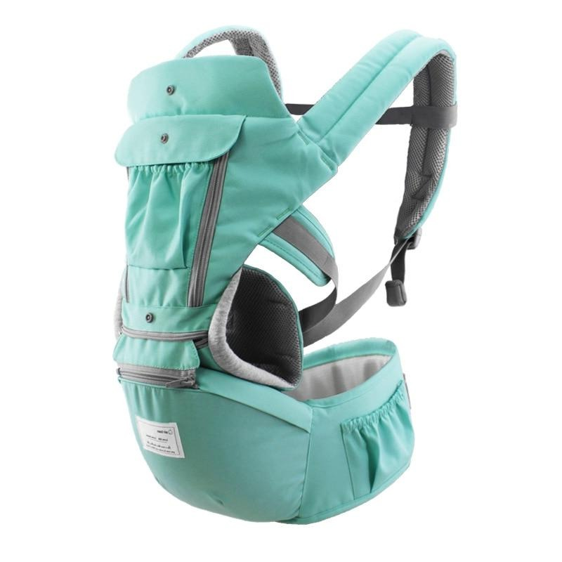 Roger - Ergonomic Baby Carrier with Hipseat and Sling - Natural Baby