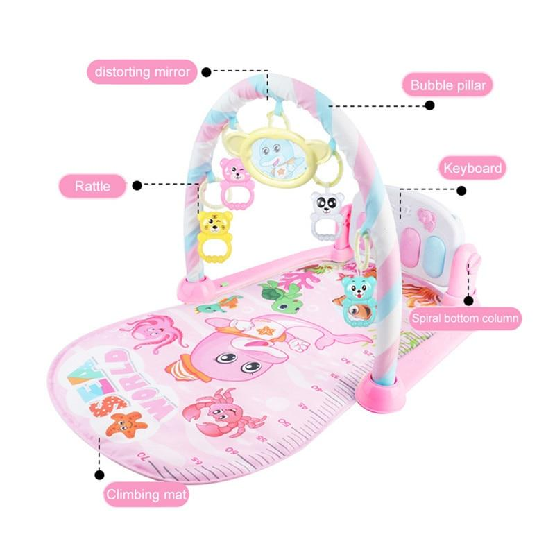 Baby Kick Play Piano With Pedals ManiBaa