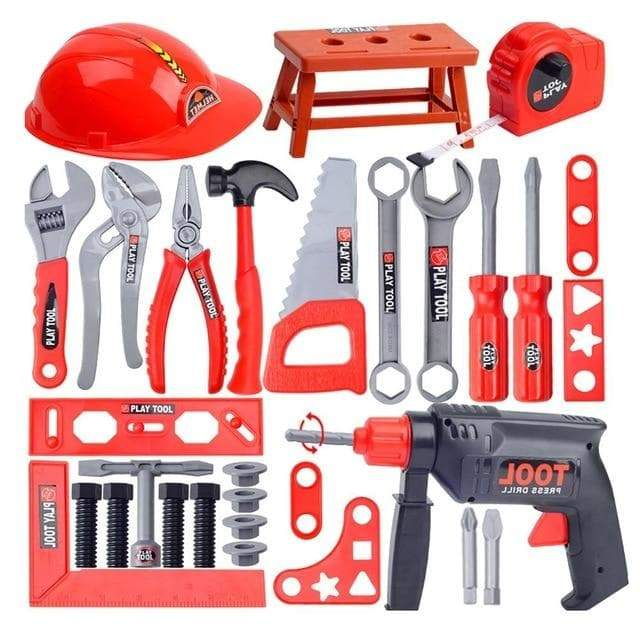 Children's Toolbox Set Simulation Repair Tool ManiBaa