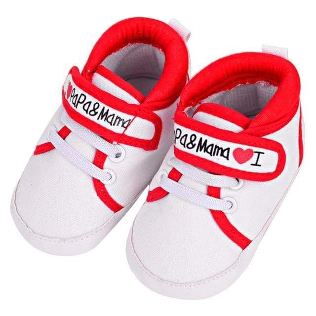 Fashion Baby Infant Kid Boy Girl shoes Soft Sole Canvas Sneaker ManiBaa