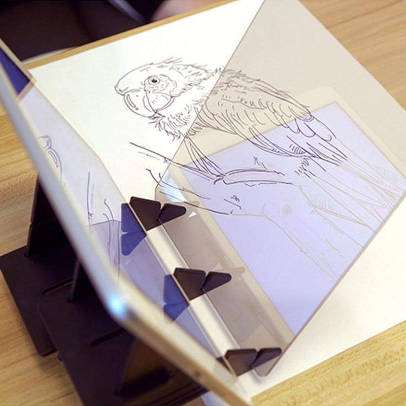 New Sketch Wizard Tracing Drawing Board Optical Draw Projector Painting Reflection ManiBaa