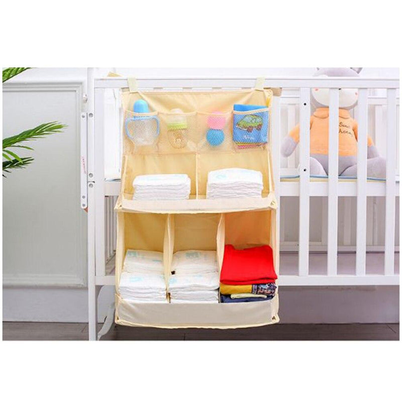 Portable Large Baby Crib Waterproof Bed hanging bag Indigo Apollo