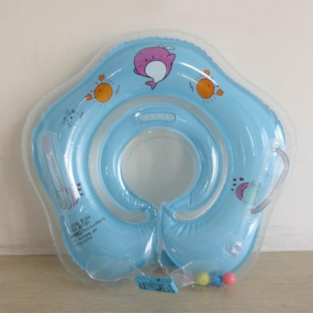 Swimming Baby Accessories Neck Ring Tube ManiBaa