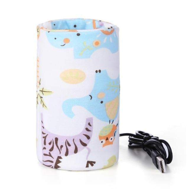 USB Milk Warmer Insulated Bag Portable Travel Cup Warmer ManiBaa
