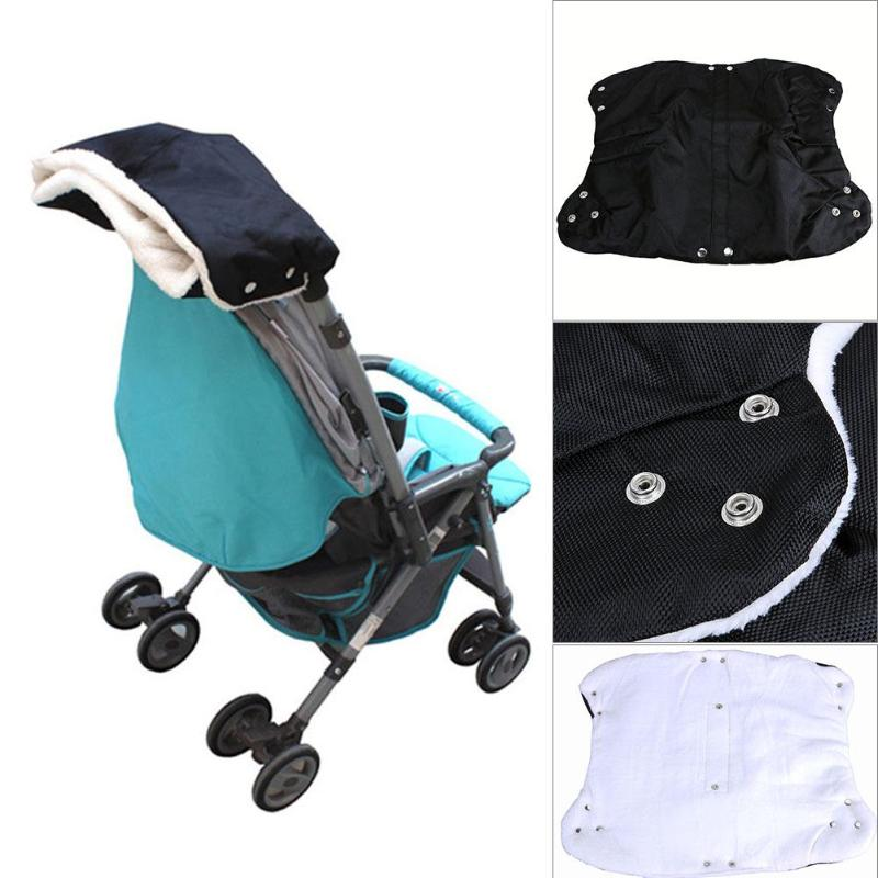 Winter Warm Stroller Gloves Newborn Baby Push Chair Windproof Gloves