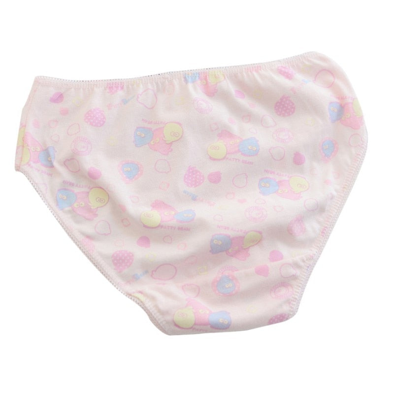 Baby Cotton Kids Underpants Baby Girl Print Briefs Underpants For Girls 6pcs/set