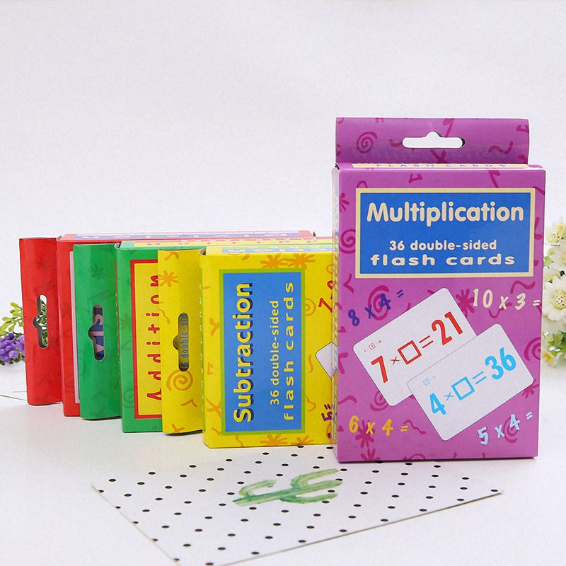 Children Learning Cards Mathematics Learning Flash Card Addition Subtraction Arithmetic Toy Montessori Materials Educational ToyChildren Learning Cards Mathematics Learning Flash Card Addition Subtraction Arithmetic Toy Montessori Materials Educational Toy