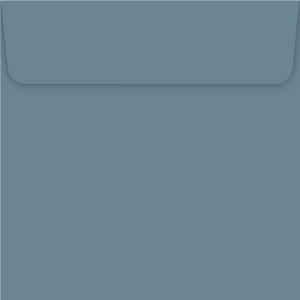 Duty Blue 150mm square peel and seal envelope
