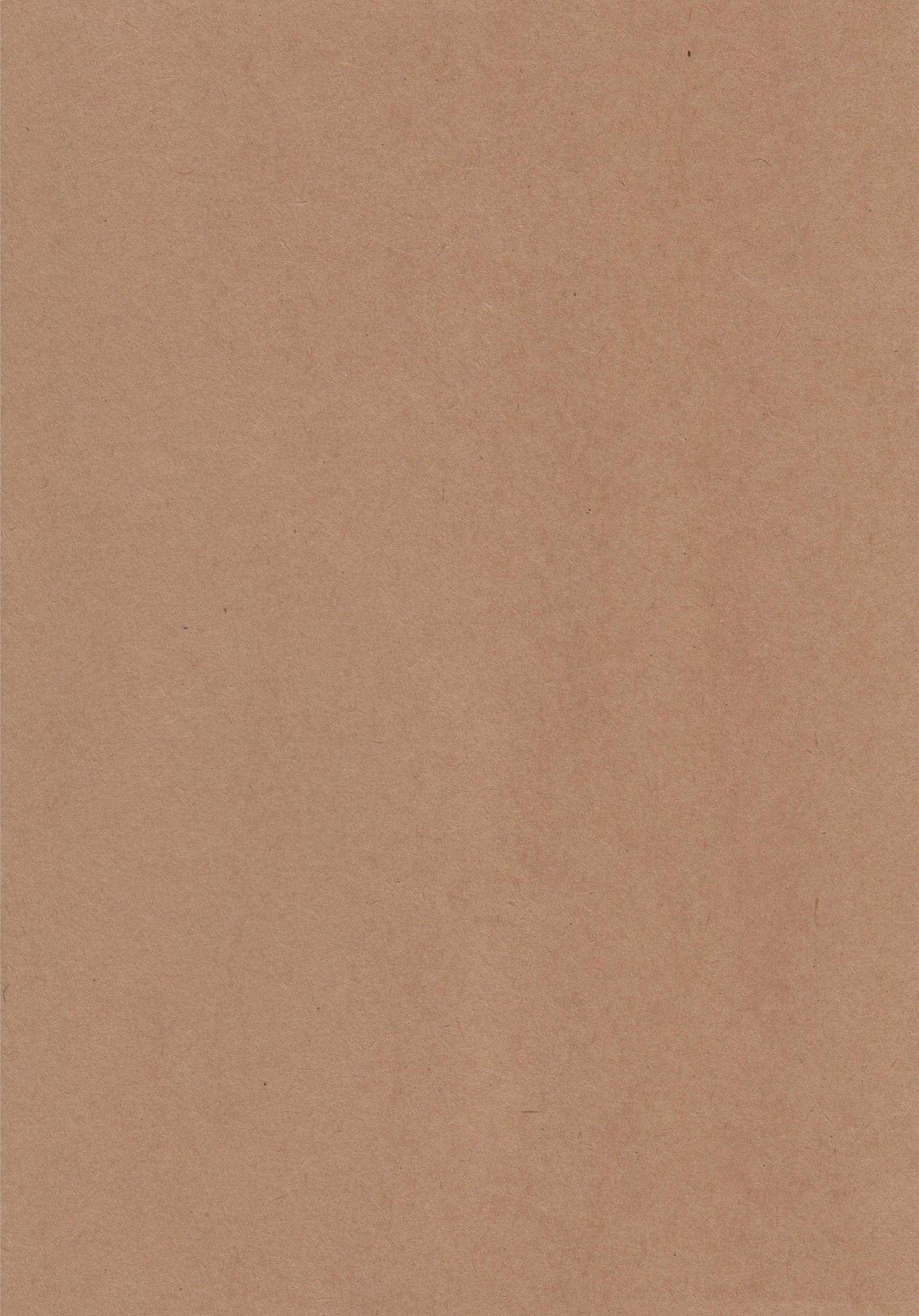 Brown Kraft A4 Card