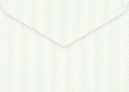 Design White C6 Envelope