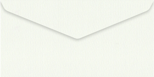 Design White DL Envelope