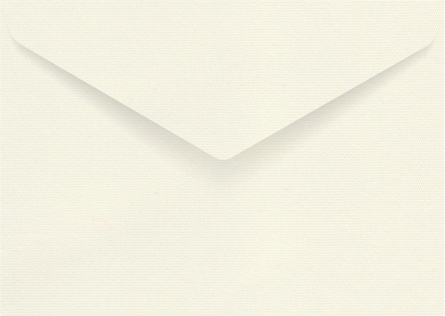 Design Cream C6 Envelope