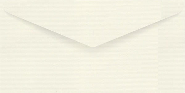 Design Cream DL Envelope