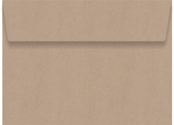 120 x 170mm Speckletone Kraft Bi Fold Card Packs