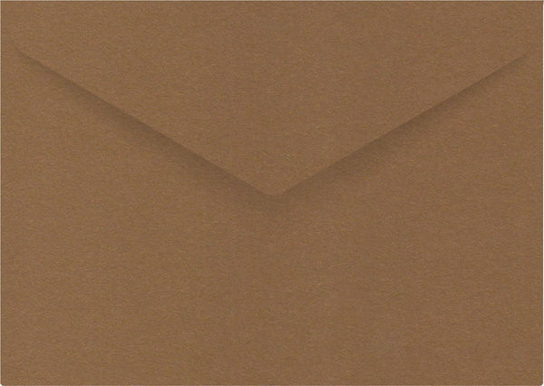 Antique Gold C6 Envelope