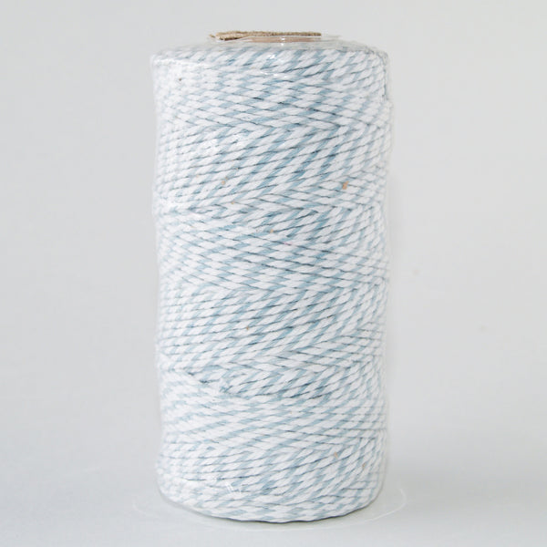 Bakers Twine French Blue and White