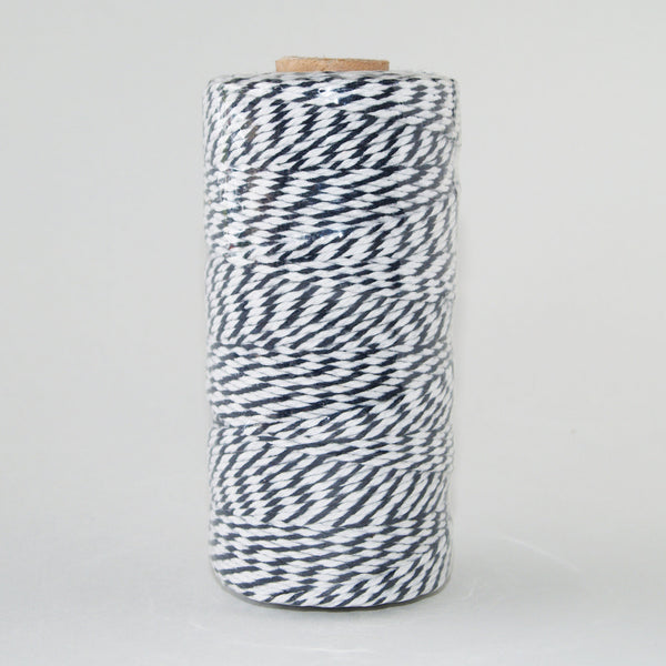 Bakers Twine Navy and White