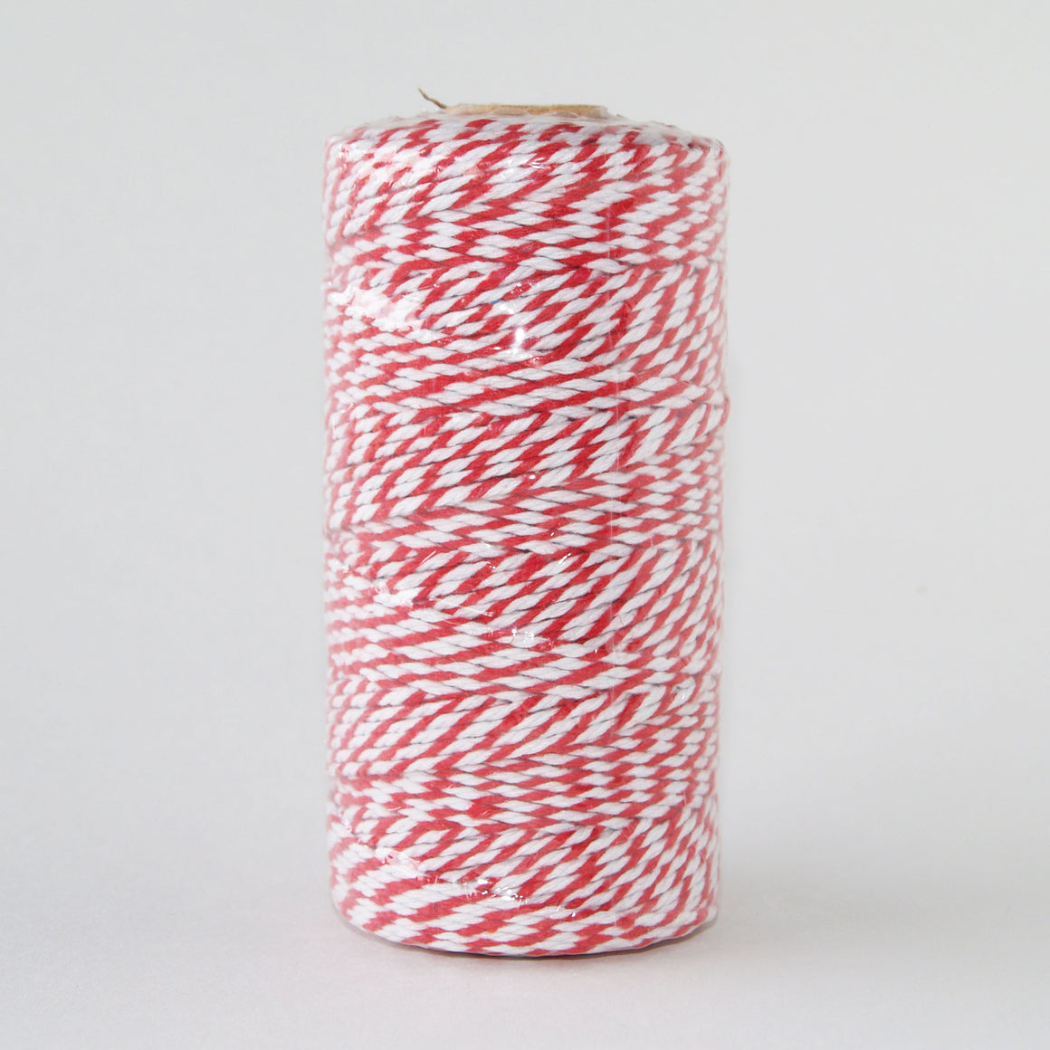 Bakers Twine Red and White