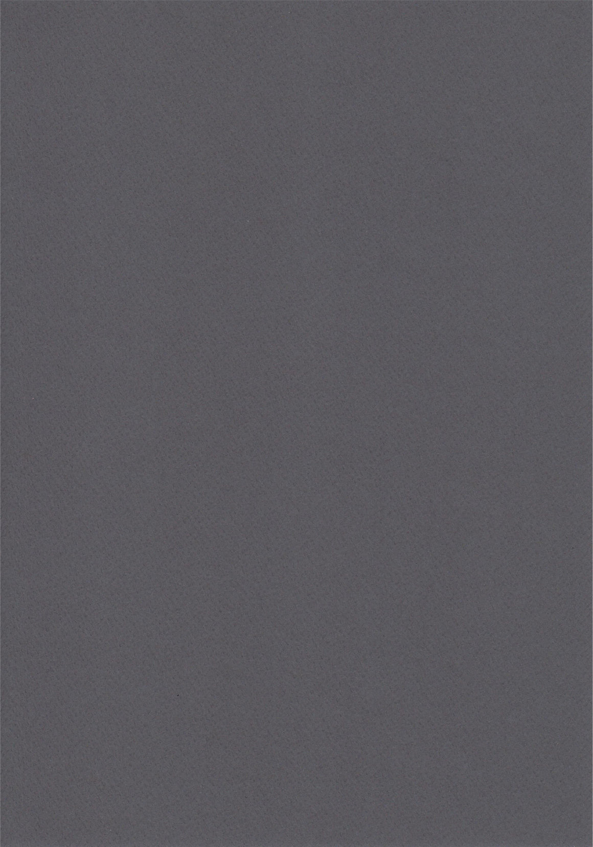 Dark Grey A4 Card