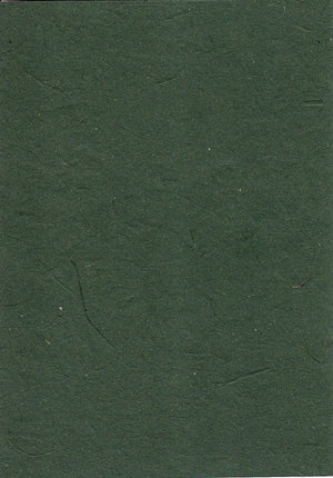 Dark green textured paper