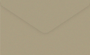 11B gold leaf envelope