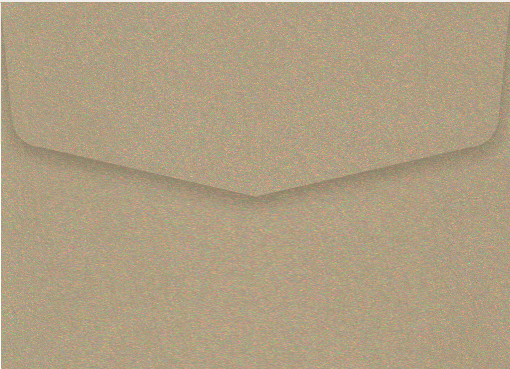 metallic brown gold 130 x 190mm banker envelope