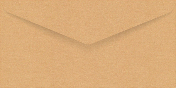 Gold DL Envelope