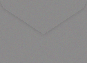Ionised C5 envelope - a charcoal metallic banker envelope